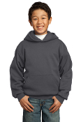 YOUTH Performance Poly Hoodie (2 COLORS)