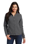 LADIES Fleece Jacket (3 COLORS)