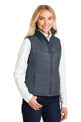 Ladies PUFFY VEST (2 COLORS)