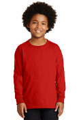 YOUTH Long Sleeve Tee (2 COLORS)