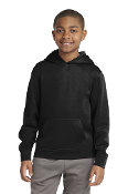 YOUTH Performance Hoodie (2 COLOR CHOICES)