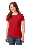 LADIES  Performance Short Sleeve T-Shirt (2 COLOR CHOICES)