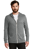 ADULT Full Zip Hoodie (ECO GREY)