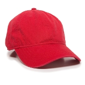 Twill Baseball Style Hat (2 COLORS)