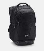 Under Armour Backpack (BLACK/SILVER)